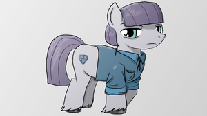 Rule 63 Maud Pie by Dusk-Spark