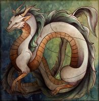 Haku the second by Lyswen