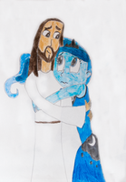 Jesus And Luna by HAKDurbin