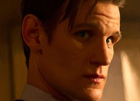 Eleventh Doctor by LicieOIC