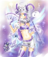 Gaia Online commission 4 by kaminary-san
