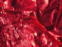 Iridescent Red Texture 4 by SerendipityStock