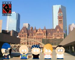 South Park Pwnage by roflwaffle07