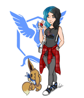 Team Mystic by Abovero