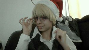 APH: Merry XMAS by DifferentWaysToCry