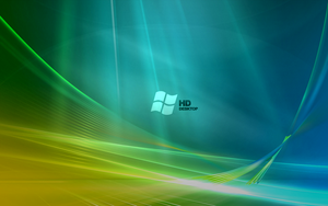 Windows HD desktop aurrora by tonev