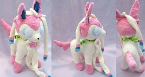 Sylveon Standing Plush by VanguardWingal