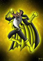 Sinestro corps Ixis Naugus by Berty-J-A