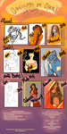 Comissions Chart by LadyCamafeo