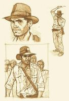 indiana jones by Alex0wens