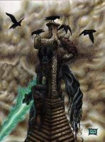 RAZIEL THE IMMORTAL SOULREAVER by NRGart7