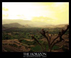 The Horizon by LonelyDiary