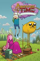 Adventure Time, No. 9 by quin-ones