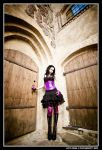 Queen of My Castle by Dracovinia
