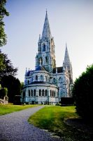 Saint Finbarr's Cathedral by dynamicdestruction