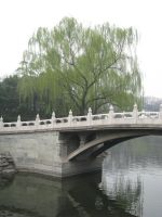 Oriental Bridge 02 by Ghost-Stock