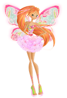 Flora Candix by ColorfullWinx