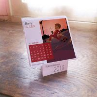 Calendrier 2015 - Mini Heros - by C100D17 by C100D17