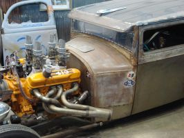 Rat Rod Max Wedge by ezridin1