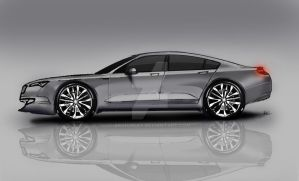 BMW concept by akkigreat