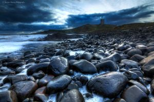 Dunstanburgh Castle 01 by fatgordon0