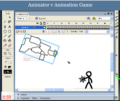 Animator vs animation 1 by 0332288