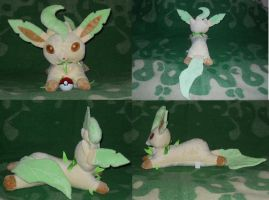 Luxurious Leafeon by PlushPrincess