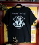 Curious Gallery Shirts Available! by lupagreenwolf