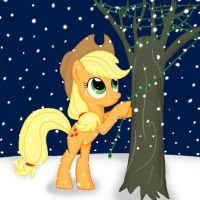 Applejack: All trees are equal by Poppun