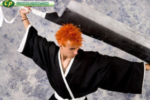 Bleach - Ichigo by AsturCosplay