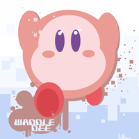 kirby waddle dee by Child-Of-Neglect