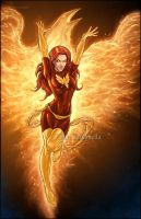 Dark Phoenix by VinRoc