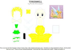 Tinkerbell Template by SilverPraise