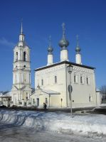 Church of the Smolensk Icon of the Mother of God by Ferrabra