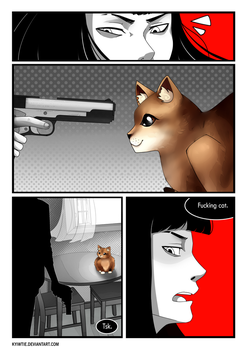 GG - Page 1 by SP00Kitty