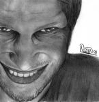 067 - Aphex Twin by NainaArt