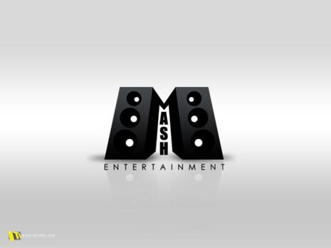 MASH entertainment logo2 by malshan