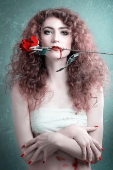 Every Rose has its Thorne by MissMalerie