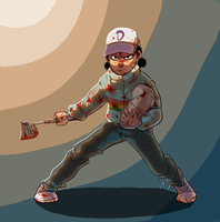 Clem by Raccoon5