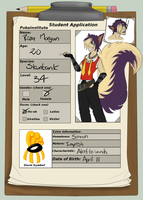 PI: Riza Morgan app by cobu96