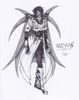 Geryon by HellAcolyte