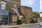 Portland Road Squirrel. Seven Sisters. London by Boe-art