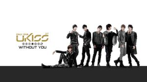Ukiss Wallpaper First Album HD 1366x768 by Ryuiya