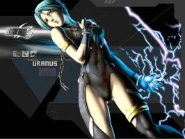 Uranus is mine by vyral