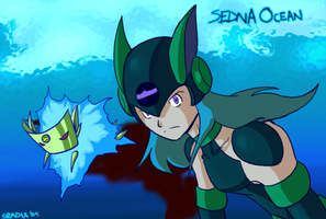 SEDNA OCEAN. by General-RADIX
