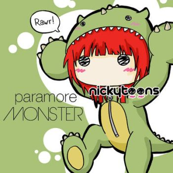 Monster by NickyToons