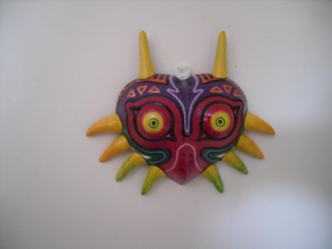 Majoras Mask Mask lol xD by Darkscarab-Youtube