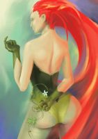 Poison Ivy by angel-ico