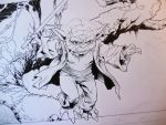 Yoda WIP inks by aethibert