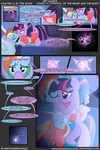 Comic 14 - Control of the Heart and the Body by RainbowDashie